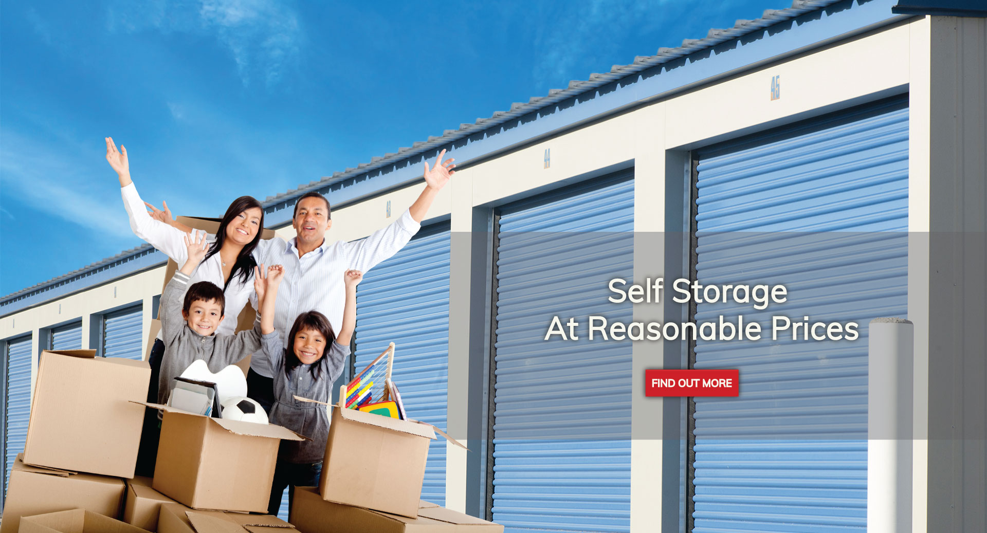 Self-Storage Facility in Suffolk County