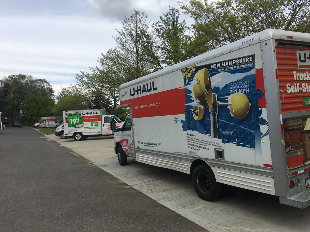 U-Haul Services   America Safe and Sound Storage